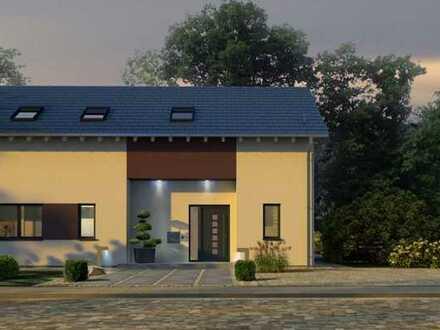 Ein ganz besonderes Designhaus mit einzigartiger Tageslichtwand !