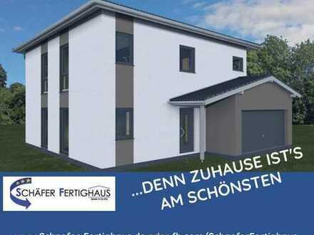 Bauen Sie mit uns Ihre Villa nach Ihren Wünschen in Badenheim