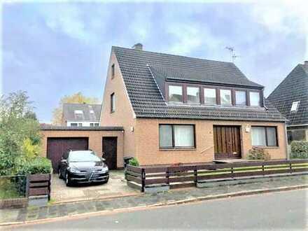 Ideal für die große Familie! Gepflegtes Zweifamilienhaus in grüner Wohnlage!