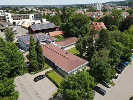 Vielseitiges Gewerbeareal in Weingarten - mit außerordentlichem Erweiterungspotential