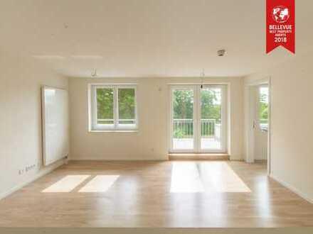 Kapitalanleger: Gut vermietete Wohnung im Staffelgeschoss!