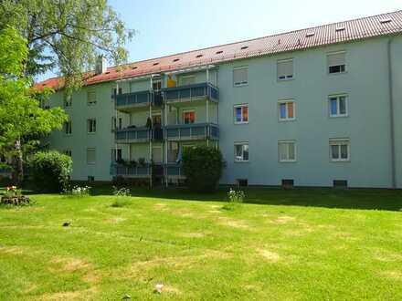 geräumige 2-Zimmerwohnung mit Balkon in bahnhofsnähe