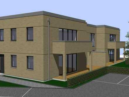 Neubau: Moderne Eigentumswohnung als KFW-Effizienzhaus 55 - OG links