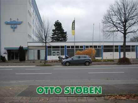 OTTO STÖBEN! Große Gewerbemieträume auf dem Werftgelände in Rendsburg!