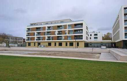 Zentral wohnen im Grünen - ca. 118 qm 3-Zimmer-Wohnung in Top-Innenstadtlage von Düren
