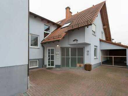 1 - 2 Familienhaus mit Werkstatt Haus in ruhiger Seitenstraße, Niederkirchen