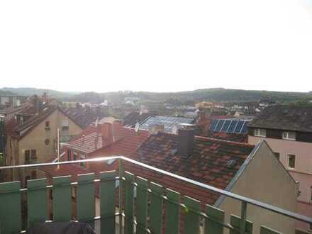 NK City 2.OG 48 qm ruhige Seitenstraße + Wohnkü mit Sonnenbalk Single Wohnung