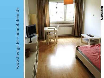 Für Kapitalanleger, Top Rendite, 1-Zimmer Wohnung zentral in Stuttgart