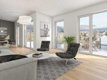 Eltville-Erbach: Top renovierte 3 Zimmer Wohnung in ruhiger Lage