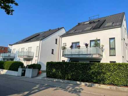 Moderne 3 Zimmer Wohnung im 1.OG mit EBK, großem Balkon, Keller und TG-Stellplatz