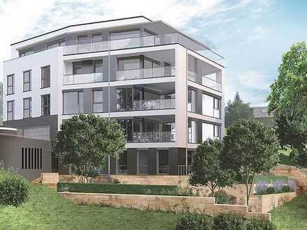 Luxuriöse 3-Zimmer-Wohnung. 128 m². TOP Ausstattung. Bestlage Baden-Baden. Balkon und Terrasse.