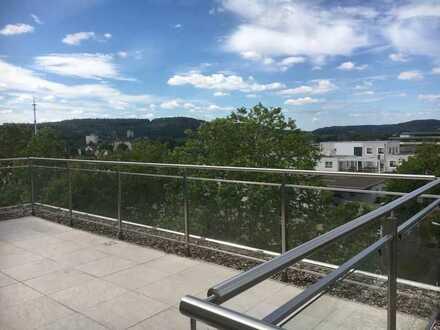 Penthauswohnung im Zentrum Homburgs