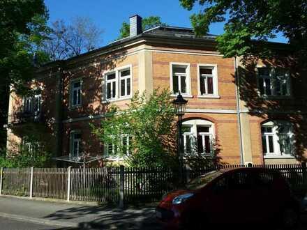 Kleinzschachwitz: 2 Zimmer, ruhig und grün gelegen!