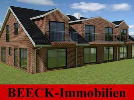 # Friedrichskoog/Hafen: Neubau 2 Zimmer Eigentumswohnung mit Ust.-Option!