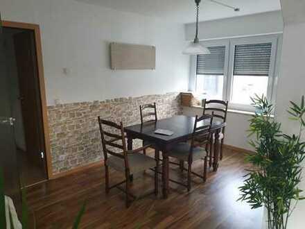 Gepflegte 4-Zimmer-Wohnung mit Balkon und Einbauküche in Memmingen