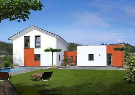 Schönes Zweifamilienhaus ideal für 2 Generationen unter einem Dach !