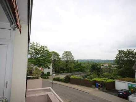Balkon mit Aussicht...