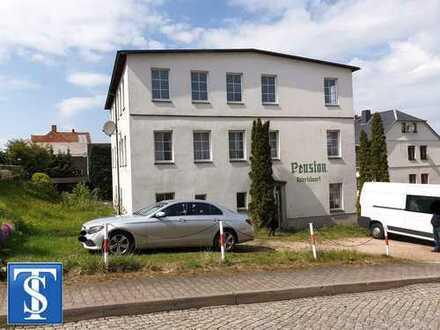 Leeres HOTEL / PENSION mit Restaurant und 13 Apartmentzimmern - zum renovieren - in Heinrichsort
