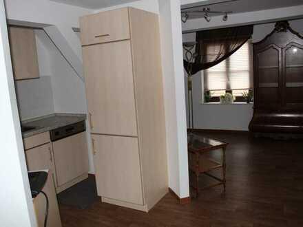Gemütliche Dachgeschoss Wohnung in Tangermünde!
