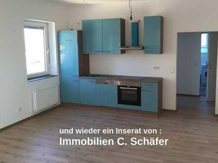 Dortmund Asseln ! Moderne 2 Zimmer 65m² EG Wohnung ! Wände mit Feinputz, neues Bad, EBK !