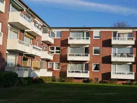 Ideal für Kapitalanleger! Vermietete 3-Zimmer-Wohnung mit Balkon