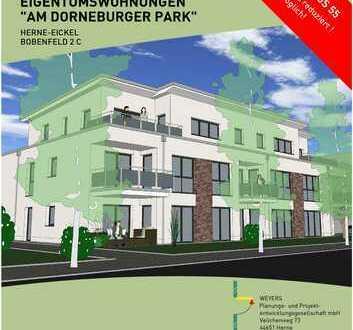 """Baubeginn erfolgt! Neubau von 19 barrierefreien Eigentumswohnungen """"Am Dorneburger Park"""""""