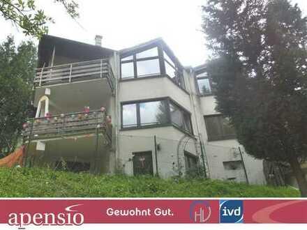 apensio -GEWOHNT GUT-: Terrassenwohnung in Morsbach