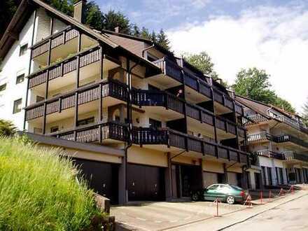 Schöne 4-Zimmer-Eigentumswohnung in Bad Peterstal !