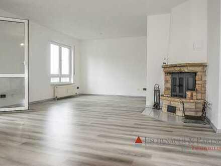 Frisch renoviert! Wohnung mit Kamin, EBK und 2 TG-Stellplätzen in Idstein