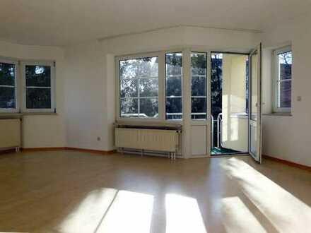 Sonnige 2-Zimmerwohnung mit Südwestbalkon