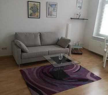 Gemütliche Single Wohnung geschmackvoll eingerichtet voll möbliert