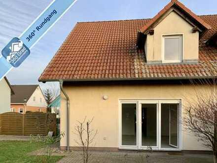 Bezugsfreie Doppelhaushälfte mit schönem Garten in Beetzsee, OT Radewege wartet auf Sie!