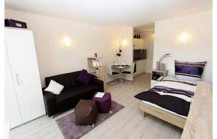 Möblierte 1- Zimmer-Wohnung in Landshut zur Untermiete