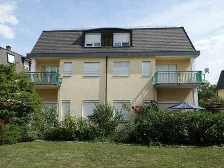 Moderne 3-Zimmerwohnung mit Balkon in grüner Umgebung von Radebeul-Lindenau