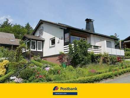 *** DHH in Hirschberg mit traumhaften Garten - für das Erholungsparkgefühl vor der eigenen Tür ***