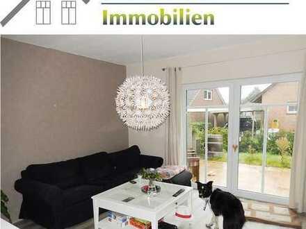 Hübsche Singlewohnung mit Terrasse in Hesel!