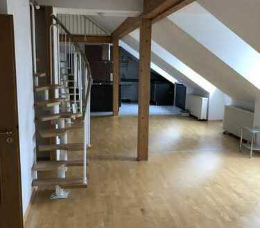 Große Wohnung in der Au zu vermieten