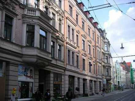 Für Stadtmenschen- mittendrin und die Franckeschen Stiftungen als Nachbar...