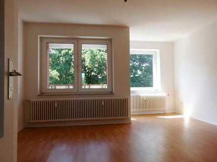 Frisch renovierte 3 - Zimmerwohnung über den Dächern von Wittmund !