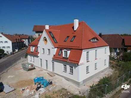 Dachgeschoß-Galerie-Wohnung