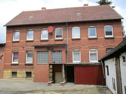 Wolsdorf: 4 Seitenhof Resthof mit Wohnhaus