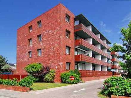 Gepflegte 2-Zimmer-Wohnung mit Südostbalkon