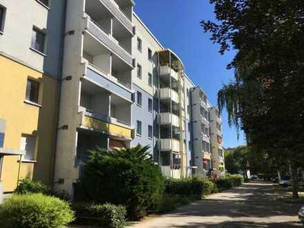 Freundliche 3-Raumwohnung mit Balkon und Aufzug
