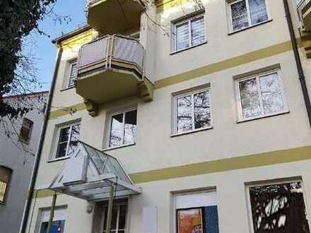 Langjährig vermietete Gewerberäume in bester Innenstadtlage zu verkaufen