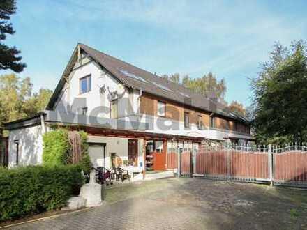 Vermietetes MFH mit 8 Wohneinheiten und Aufmietpotential in ruhiger Lage in Hamburg-Billstedt