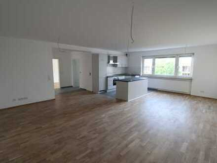 Erstbezug nach Sanierung: stilvolle 3-Zimmer-Wohnung mit Einbauküche in Darmstadt