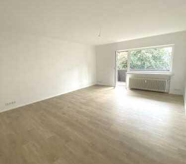 ***INNENSTADT-SÜD-Helle Wohnung mit Balkon, Laminat, Fliesen & Duschbad***