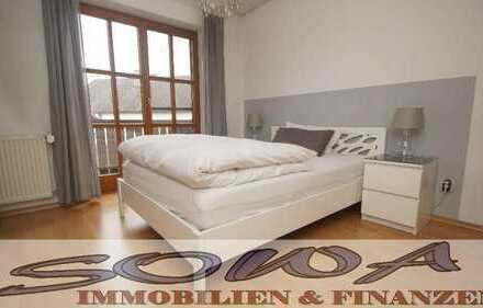 Großzügige 3 Zimmer Wohnung mit Balkon in beliebter Wohnlage Ingolstadt in 2. Reihe ruhig und une...