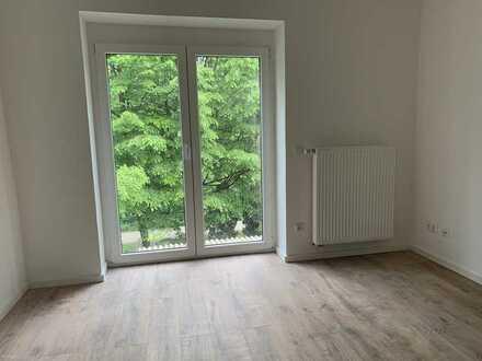 Exklusive 2,5-Zimmer-Wohnung in Augsburg - saniert