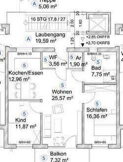 3 Zimmer Wohnung in Rodgau Hainhausen